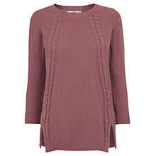 Buy Oasis Cable Knit Jumper Online at johnlewis.com