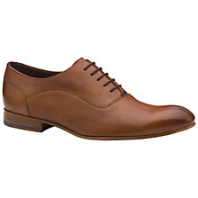 Buy Ted Baker Minski Oxford Shoe, Tan Online at johnlewis.com