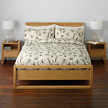 Buy John Lewis Amazon Print Duvet Cover and Pillowcase Set Online at johnlewis.com