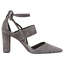 Buy Whistles Azara Two Part Lace High Heeled Courts Online at johnlewis.com