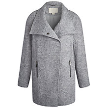 Buy Celuu Talitha Wool Coat, Grey Online at johnlewis.com