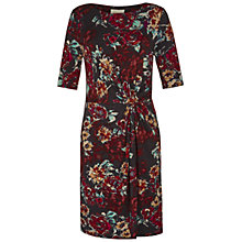 Buy Celuu Anastasia Rose Print Dress, Red Online at johnlewis.com