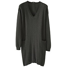 Buy Wrap London Bette Jumper Dress Online at johnlewis.com