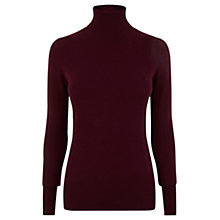 Buy Oasis Polo Neck Top Online at johnlewis.com