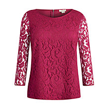 Buy Celuu Maria Lace Top Online at johnlewis.com