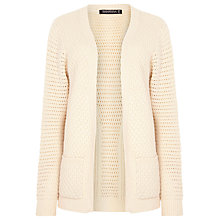 Buy Sugarhill Boutique Faith Chunk Knit Cardigan, Cream Online at johnlewis.com