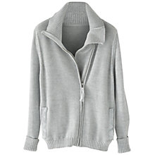 Buy Wrap London Isla Knitted Jacket Online at johnlewis.com