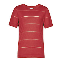 Buy Reiss Cassis Jersey T-Shirt Online at johnlewis.com
