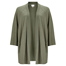 Buy East Jersey Kimono, Khaki Online at johnlewis.com