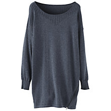 Buy Wrap London Katie Tunic Jumper Online at johnlewis.com