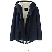 Buy Wrap London Skye Parka Online at johnlewis.com