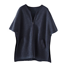 Buy Wrap London Rosie Wool Cape Online at johnlewis.com