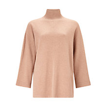 Buy East Merino Turtle Neck Jumper Online at johnlewis.com