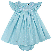 Buy Question Everything Penelope Stripe Floral Dress and Knickers, Blue Online at johnlewis.com