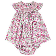 Buy Question Everything Willow Floral Dress and Knickers Set, Pink Online at johnlewis.com