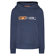 Buy Animal Roadie Logo Hoodie, Indigo Online at johnlewis.com