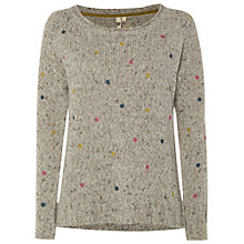Buy White Stuff Sweetheart Jumper, Multi Online at johnlewis.com