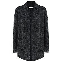 Buy Windsmoor Knitted Open Front Jacket, Dark Grey Online at johnlewis.com
