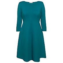 Buy Windsmoor Skater Dress, Teal Online at johnlewis.com
