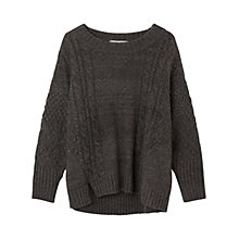 Buy Gerard Darel Bahar Jumper, Grey Online at johnlewis.com