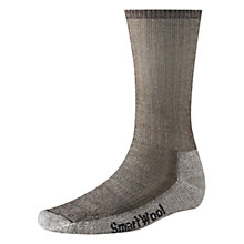 Buy SmartWool Hiking Medium Crew Men's Socks, Brown Online at johnlewis.com