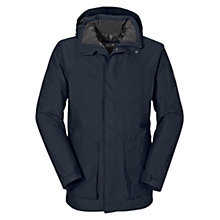 Buy Jack Wolfskin Lomands Texapore Waterproof Men's Jacket, Blue Online at johnlewis.com