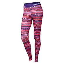 Buy Nike Pro Hyperwarm 8 Bit Tights Online at johnlewis.com