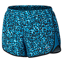 Buy Nike Tempo Modern Lotus Running Shorts, Blue/Silver Online at johnlewis.com