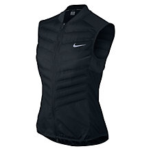 Buy Nike Aeroloft 800 Running Gilet Online at johnlewis.com