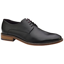 Buy Ted Baker Irron 3 Derby Shoes, Black Online at johnlewis.com
