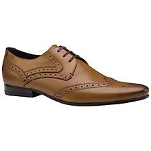 Buy Ted Baker Hann Lace-Up Brogues Online at johnlewis.com