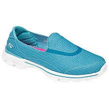 Buy Skechers Go Walk Slip On Trainers Online at johnlewis.com
