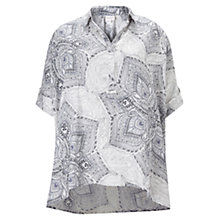 Buy East Kashmir Handkerchief Shirt, Calico Online at johnlewis.com
