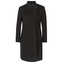 Buy Precis Petite Funnel Neck Wool Coat Online at johnlewis.com