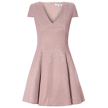 Buy True Decadence Skater Prom Dress, Dusty Pink Online at johnlewis.com