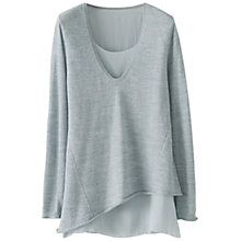 Buy Poetry Fine Knit Tunic Top Online at johnlewis.com