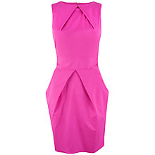 Buy Closet Tie Back Tulip Dress, Pink Online at johnlewis.com