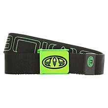 Buy Animal Pangkor Belt, Black/Green Online at johnlewis.com