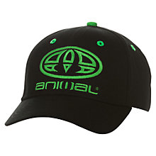 Buy Animal Bonassola Snapback Cap Online at johnlewis.com