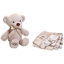 Buy UGG Baby Snuggle Gift Set Online at johnlewis.com