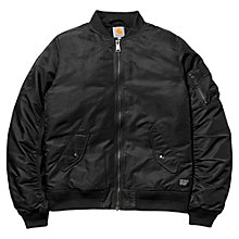 Buy Carhartt Ashton Bomber Jacket Online at johnlewis.com