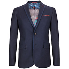 Buy Ted Baker T for Tall Lamprey Suit Jacket, Navy Online at johnlewis.com