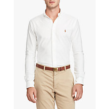 Buy Polo Ralph Lauren Oxford Shirt Online at johnlewis.com