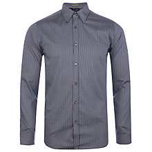 Buy Ted Baker Verticl Stripe Long Sleeve Shirt Online at johnlewis.com