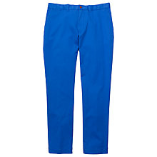 Buy Polo Golf by Ralph Lauren Range Trousers, Diplomat Blue Online at johnlewis.com