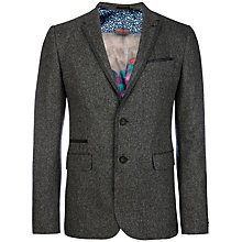 Buy Ted Baker T for Tall Lamprey Suit Jacket, Grey Online at johnlewis.com