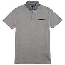 Buy Ted Baker Hoxtan Jersey Polo Shirt Online at johnlewis.com