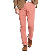 Buy Polo Ralph Lauren Slim Fit Hudson Trousers Online at johnlewis.com