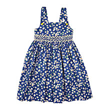 Buy Question Everything Daisy Sun Dress, Blue Multi Online at johnlewis.com