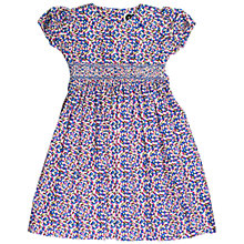 Buy Question Everything Girls' Juno Kaleidoscope Dress, Blue/Multi Online at johnlewis.com